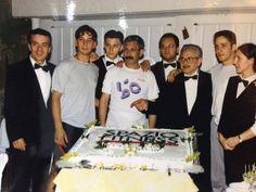 1996: La giornata di inaugurazione è stata una festa speciale!