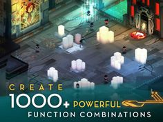 Transistor Review and Discussion | Touch Arcade