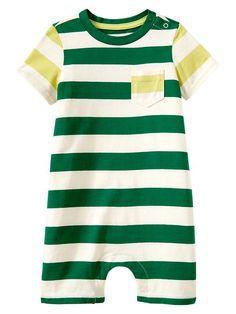 Gap | Striped pocket one-piece