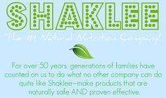 Love Shaklee!  Inspiring goals!