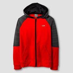 Boys' Tech Fleece Full Zip Hoodie Red - C9 Champion® : Target Red Hoodie, Full Zip Hoodie, High Support Sports Bra, Tech Fleece, C9 Champion, Red S, Powerful Women, Nike Jacket, Things That Bounce