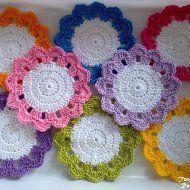 Coasters Flowers - UNIDADES