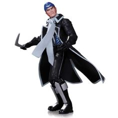 DC Comics Super Villains Figure - Suicide Squad Captain Boomerang