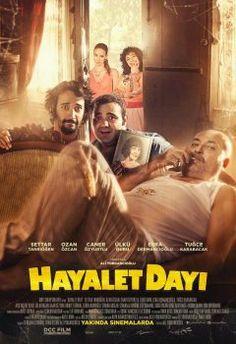 Hayalet Dayı (2015) Türk Yerli Film – 720p