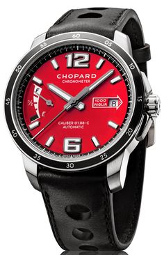 Chopard - Mille Miglia 2015 Race Edition.  #Chopard #watches