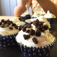Oreo cup cake
