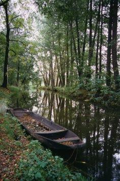 Spreewald (Spree Forest)