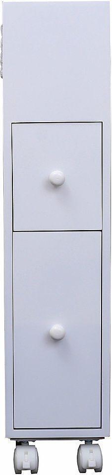 Badmöbel SIT Badezimmer-Rollschrank »Macao«, Breite 50 cm Jetzt bestellen unter: https://moebel.ladendirekt.de/bad/badmoebel/badezimmerschraenke/?uid=3c0665ee-7029-5dcd-bb5c-c4d3d197a199&utm_source=pinterest&utm_medium=pin&utm_campaign=boards #bad #badmoebel #kommoden #badezimmerschraenke #sideboards