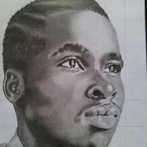 Portrait, Creative, Image, Design, Art, Men Portrait, Portrait Illustration, Kunst, Design Comics