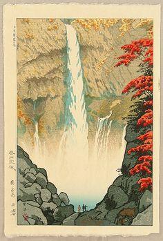 Kegon Waterfall ~ Shiro Kasamatsu
