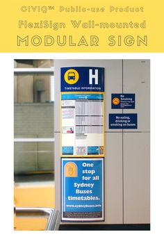 he Wall Mounted FlexiSign features a gently curved, poster-sized plate which mounts directly on the wall. Bus Map, Wayfinding Signage, Public Spaces, Wall Mount, Schools, Parks, Powder, Walking, Indoor