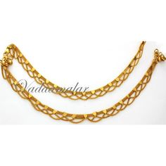 4bba357eef2881 Traditional Micro Gold plated Anklets Payal Leg Ornament Indian Payal Anklet