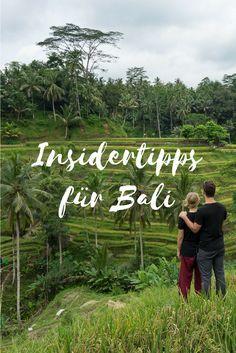 Die besten Insidertipps für deine Reise nach Bali. So wird deine Bali Reise unvergesslich. Schau mal rein.