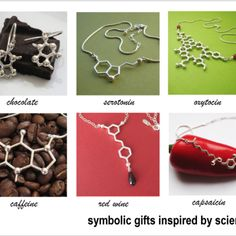 Geek Chic - best jewelry ever!