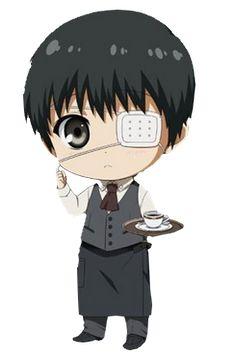 uriekuki:  Transparent Tokyo Ghoul cuties for your blog! ♫ヽ(゜∇゜ヽ)♪ (✿)