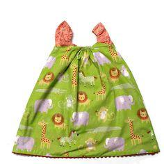 jungle dress sewing tutorial
