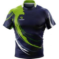 Bespoke Rugby Shirts in any design or colour from Scorpion Sports within 2  weeks UK manufactured. ef5db99b9