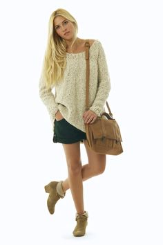 Pull LINCOLNS - Charlotte Sometime sur Twicy store.
