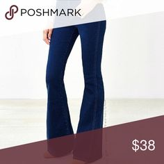 NWT BDG Jeans High rise Bell bottom jeans, tags still attached, too short for me Urban Outfitters Jeans