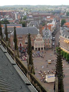 Haarlem (Noord-Holland) - Grote Markt