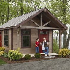 Highland Shed Barn Style Options for Sale Online at Weaver Barns. Find the best highland shed barn style buildings here and for delivery.