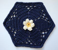 The Stylecraft web site has now published the second set of patterns for the Frida's Flowers CAL project. You can follow this link  to down...