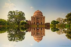 Explore the world through a path well travelled: Mughal Heritage gems of Delhi New Delhi, Delhi India, Lodi Gardens, Places To Travel, Places To Visit, Life Inspiration, Incredible India, Mother Nature, Cathedral