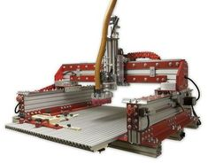 The KRMx02 is a High Speed, Heavy Duty CNC you build yourself - http://www.kronosrobotics.com/krmx02/index.shtml