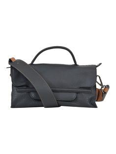 Shoulder Bag for Women On Sale, Bright Magenta, Leather, 2017, one size Zanellato