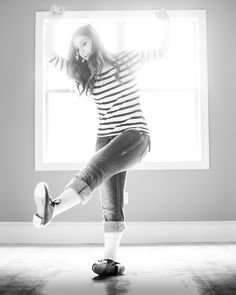 Tap dancing is just for those times when you have alot of excitement or happines to express