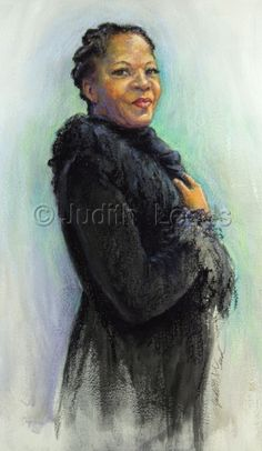 PROUD LADY by Judith Leeds