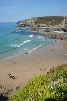 Trevaunance Cove, St. Agnes