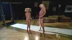 """Sia """"Chandelier"""" with Maddie Ziegler & Allsion Holker on Dancing With Th..."""