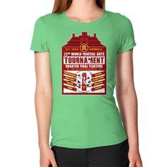 World Martial Arts Tournament T-Shirt - Women's