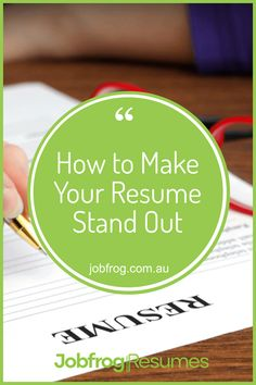 How to Make Your Resume Stand Out #resume  #jobsearch  #career  #job  #jobs  #careers  #hiring  #employment  #resumewriter  #interview  #work  #recruitment  #resumetips  #careercoach  #careergoals  #business  #jobhunt  #success  #motivation  #coverletter  #nowhiring  #resumewriting  #jobinterview  #recruiting  #jobseekers  #entrepreneur  #interviewtips
