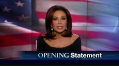 'It's About Surviving': Judge Jeanine Says U.S. Must 'Stop Pussyfooting' in Terror Fight