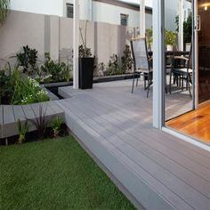1000 images about terrasses et garde corps on pinterest composite decking - Lapeyre lame terrasse ...