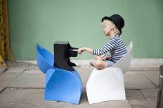 Flux Junior chair - Flux