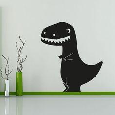Sticker dinosaure disponible sur www.optimistick.fr