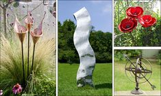 Looking to add some works of art to your home? Here are some top tips for how you can position sculptures in both your home and garden. Garden Beds, Home And Garden, Fish Sculpture, Large Artwork, Small Sculptures, On The High Street, London Art, Diffused Light, Garden Ornaments