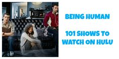 Being Human (U.K.)- 101 Shows to Watch on Hulu #watchtvonline Being Human Uk, Watch Tv Online