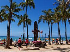 ワイキキ・ビーチ Waikiki Beach