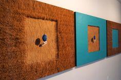 """Rubén Martín de Lucas #Exposición """"Stupid borders"""" """"#CEART (Centro de Arte Tomás y Valiente) #Fuenlabrada #Madrid #Arte #Art #ContemporaryArt #ArteContemporáneo #Arterecord 2016 https://twitter.com/arterecord"""