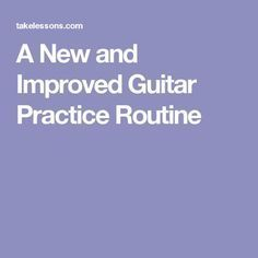 Did you know that long practice sessions can actually be detrimental to your guitar skills? Want results, try this new and improved guitar practice routine! Guitar Keys, Guitar Lessons, Routine, Drugs, Music, Musica, Musik, Muziek, Music Activities