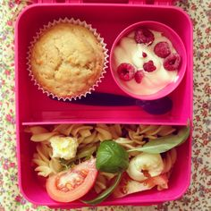 carrot, apple & yoghurt muffins - my lovely little lunch box Baby Muffins, Yogurt Muffins, Carrot Muffins, Daycare Meals, Kids Meals, School Lunches, Baby Food Recipes, Baking Recipes, Snack Recipes