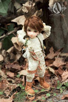 :: Crafty :: Doll :: MINI GUS 4 by Angell-studio