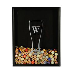 Get your beer cap collector PERSONALIZED with your initial - see how on Craft Beer Hound's Indiegogo campaign...