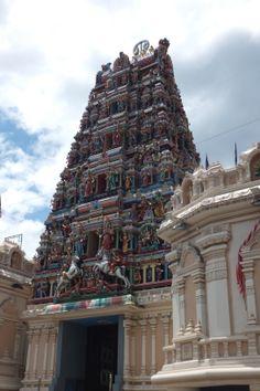 Temple-skyscraper
