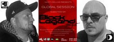 """Tuesday !!! ( 23. 01. 2017 ) UK 20..00 - 22.00 / EU 21.00 - 23.00  Dj Nasty deluxe ( City of Drums ) ( Electronic Music Network ) present's :  """"Global Session"""" Guest Mix by Black Legend"""" aka Ciro BlackLegend Sasso / Dj, Producer & Remixer, Based in London / UK"""