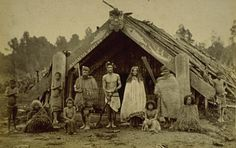 Giclee Print: Maori Family, New Zealand, circa Art Print by New Zealander Photographer : photography photoshop art photo tutorial fine art fine art photography how to bh photo adobe Maori Tribe, Polynesian People, Maori People, Black History Books, New Zealand Art, Maori Art, Old Photos, Vintage Photos, Fine Art Photography